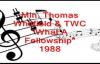 Min. Thomas Whitfield & TWC - What A Fellowship.flv