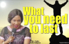What you need to last - Rev. Funke Felix Adejumo.mp4
