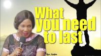 What you need to last - Rev. Funke Felix Adejumo.mp4