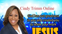 Cindy Trimm - God has put greatness in you and created you to leave your mark.mp4