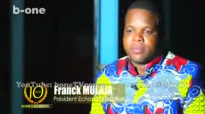Les Artistes Congolais parlent de FRANCK MULAJA.flv