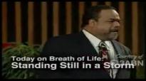 Standing Still In A Storm Pastor Walter L Pearson Jr.