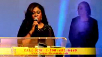 Prophet Manasseh Jordan - Calls Kim Burrell to sing To God Be the Glory.flv