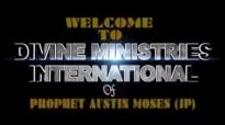 Prophet Austin Moses Revelation for Nigeria