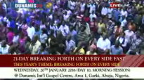 DR PASTOR PAUL ENENCHE- BREAKING FORTH FAST- DAY 10.flv