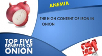 Top 5 Benefits Of Onion  Best Health and Beauty Tips  Lifestyle