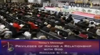 Kerwin Lee, Privileges Of having A relationship With God