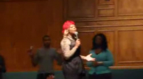Alexis Spight sings Amazing GOD! WOW!.flv