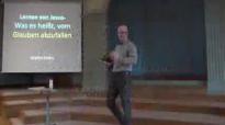 27. Lernen von Jesus - Was es heißt, vom Glauben ABZUFALLEN _ Marlon Heins.flv