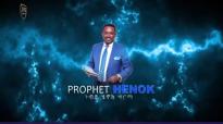 Amazing Prophecy by Prophet Henok Girma J P S church የኢየሱስ ምስክር የትንቢት መንፈስ ነው.mp4