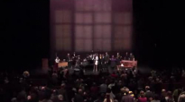 Bishop Iona Locke singing WALK BY FAITH with Damien Sneed & Friends at Jazz at Lincoln Center.flv