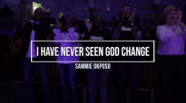 Official video I have never seen God change By Sammie Okposo Recorded Live in London.mp4