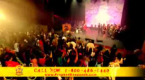 Prophet Manasseh Jordan - Alleluia God's Glory Begins to FALL.flv