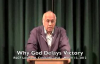 Why God Delays Victory - Zac Poonen - March 13, 2013