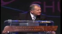 Pastor Ray McCauley  What Jesus never said 2
