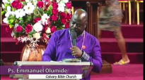 FREEDOM FROM MAMMON II by Ps. Emmanuel Olumide.mp4
