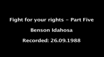 Benson Idahosa - Fight for your rights - Part Five.mp4
