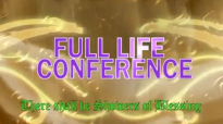 Pastor Don Odunze at Full Life Conference 2 Part 1