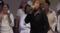 Dorinda Clark Cole (I See A Trap but I ain't Going To Trip).flv