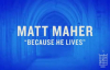Matt Maher - Because He Lives (Amen) [Official Lyric Video].flv