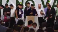Pr. Yossef Akiva  Viglia Paz no Vale