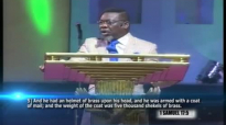 BISHOP ABRAHAM CHIGBUNDU - DEALING WITH THE FOUR HORNS AGAINST HUMAN DESTINY - PART 2 - VOL 2