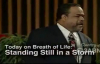 Pastor Walter Pearson  Standing Still In A Storm Jesus Calms The Storm Uplifting Sermon Pt 1