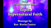 SK Ministries - 17th Jan 2016, Speaker - Rev. Kevin Castro.flv