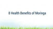 8 Health Benefits of Moringa Oleifera