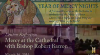Mercy at the Cathedral - Lenten Reflection with Bishop Barron 2016.flv