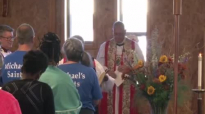 Presiding Bishop Michael Curry's Sermon at Whirlwind Mission of the Holy Family,.mp4