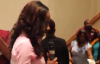 Le'Andria Johnson singing at Dr. Dorinda Clark Cole's appreciation.flv