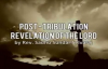 PostTrib Rapture Revealed by Lord Jesus to Bro.Sadhu Sundar Selvaraj