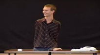 Nick Vujicic's Inspirational Talk-Life Without Limbs 2 of 4.flv