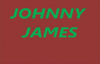 Color Me Jesus  Johnny James AUDIO