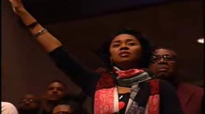 Benita Washington I will Trust in The Lord with the Mz Baptist Mass choir Nasville.flv
