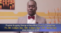 Weekend Glory at New Wine Church - Prophet Kingsley George Invitation.mp4