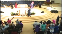 Prophet Isaac Anto prophesying at Church of God U.S.A. 2015 EPISODE 26.mp4
