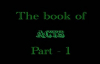 Through The Bible - English - 44 (Acts-1) by Zac Poonen