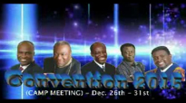 G.R.M. Convention 2015 - Day 1 Evening Service with Rev. Eastwood Anaba.flv