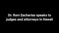 Dr Ravi Zacharias speaks to Judges and attorneys in Hawaii.flv