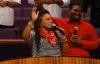 Bennita Washington Praise Worship and Mt Zion Baptist Nasvile Praise Team Clap Your Hands All Ye Pe.flv