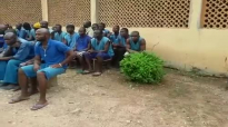 OKENE PRISON IS CONQUERED FOR CHRIST JESUS. ALL RELIGEUOS GROUP THERE HAS COME UNDER ONE UMBRELLA ☔.mp4