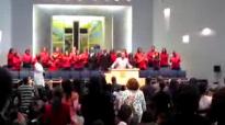 Praise Service Mt. Zion Apostolic Church - Bishop Lambert W. Gates Sr.flv