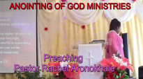 Preaching Pastor Rachel Aronokhale - AOGM Ability for Successful Greatness Part .mp4