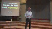 2. Was sagt die Bibel übers ZUNGENREDEN - Lernen von der Urgemeinde _ Marlon Heins.flv