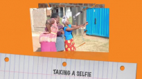 Selfie mode Kansiime Anne. African comedy.mp4