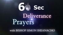 60sec Deliverance Prayer - (Deliverance from works of darkness).flv