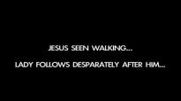 David E. Taylor - Lady Sees Jesus Walking.She desperately follows after Him.mp4