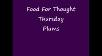 Plum Health Benefits  Nutritionist Karen Roth  San Diego